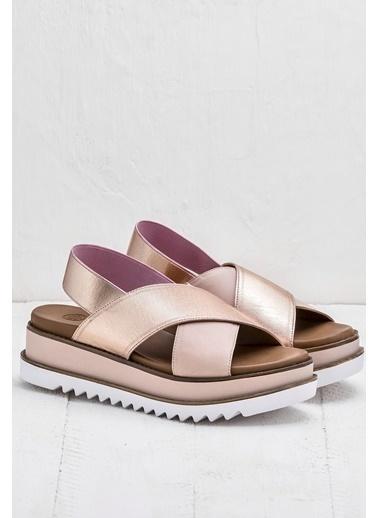 Elle Sandalet Pembe